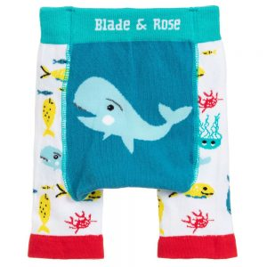 Leggings di cotone – sealife – Blade&Rose