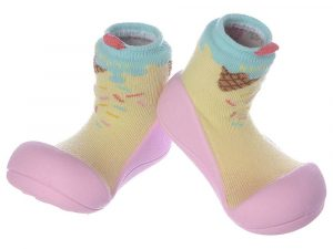 Baby shoes – ice cream rosa – Attipas