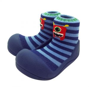 Baby shoes – monster blu – Attipas